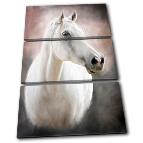 White Horse Animals - 13-0544(00B)-TR32-PO